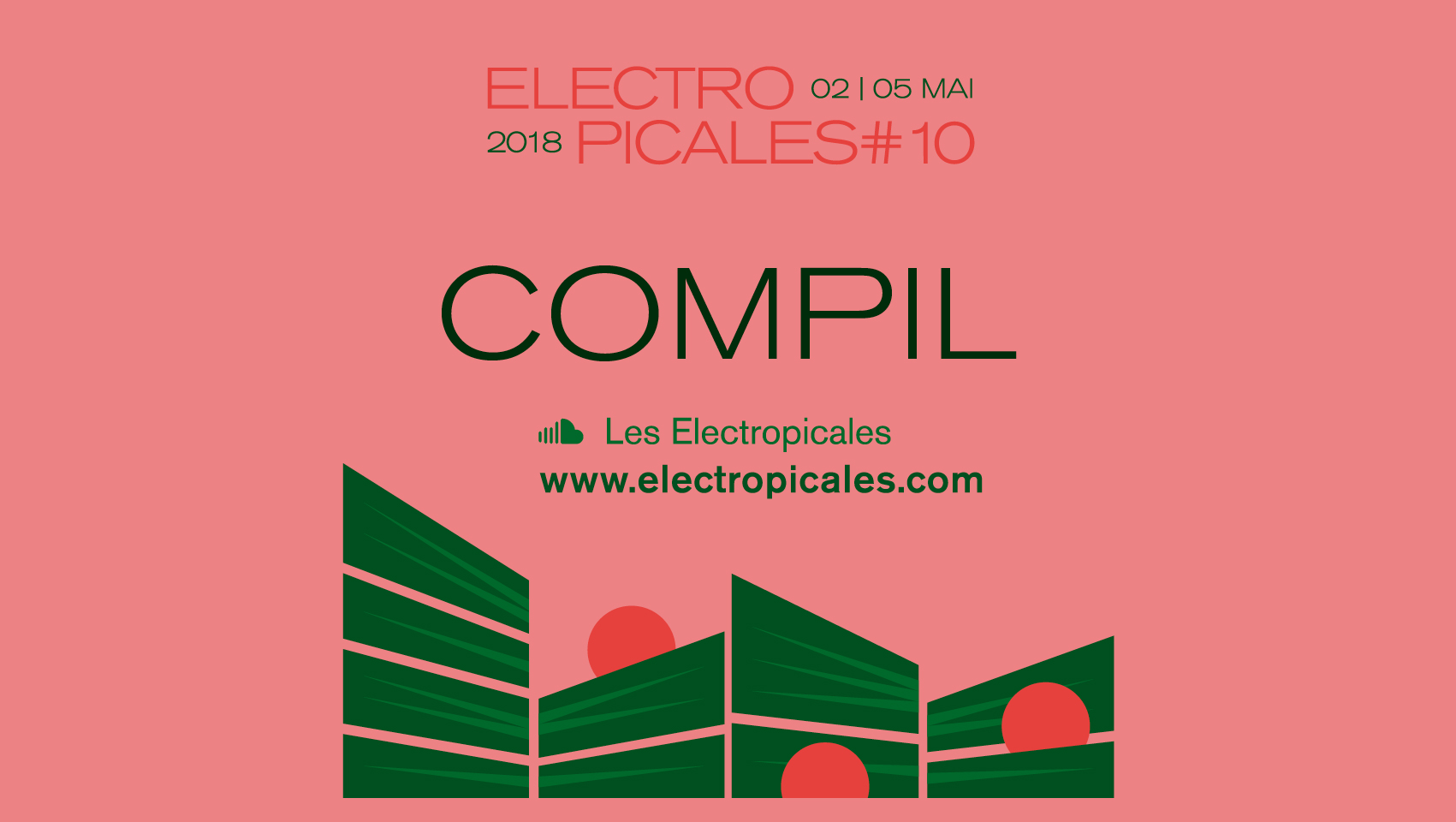 Compil electropicales 2018 soundcloud