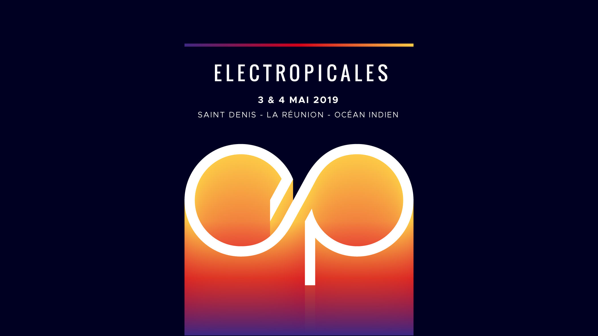 Electropicales affiche 2019