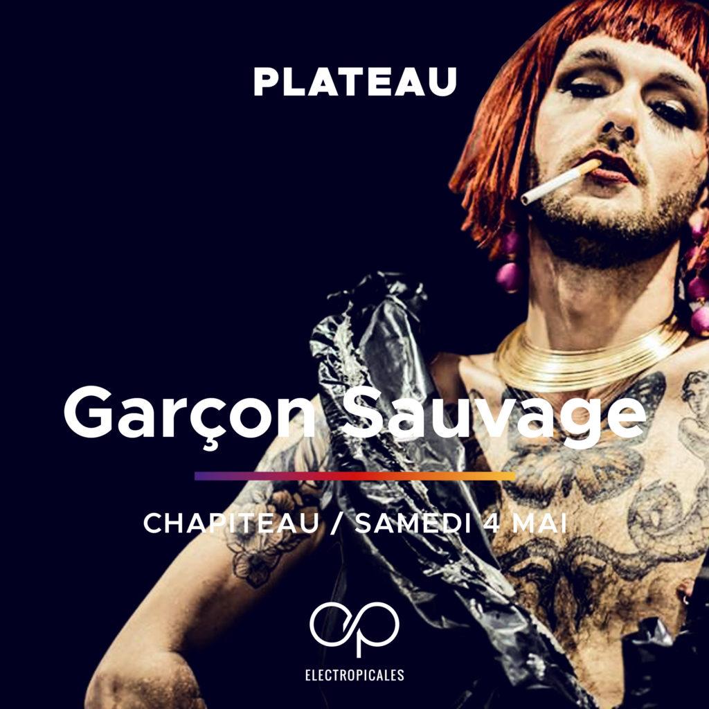 Scene Garcon Sauvage