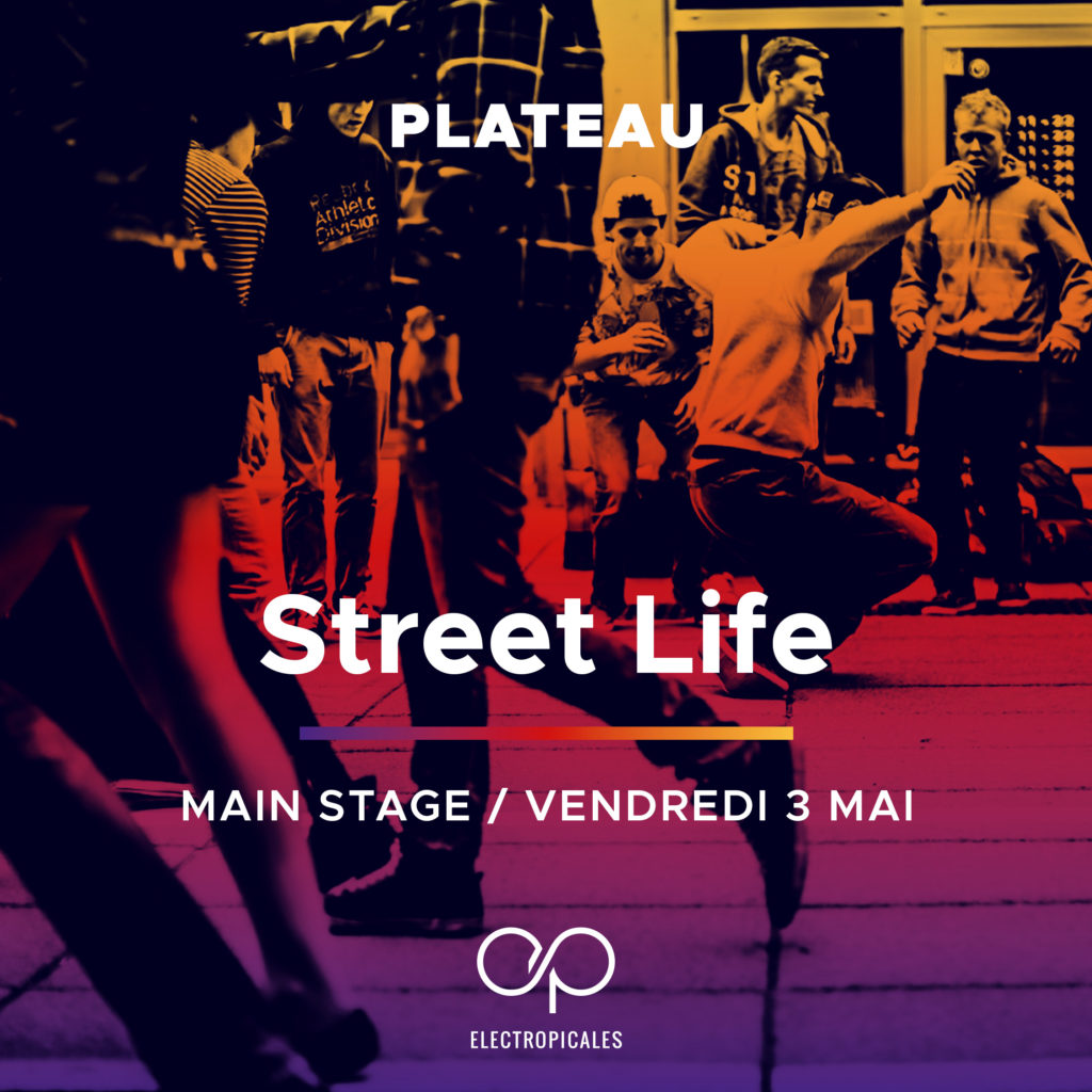 Scene Street Life
